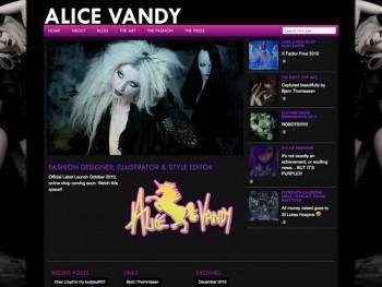 Alice Vandy