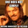 Using JavaScript Correctly with WordPress